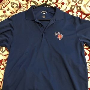 Antigua Iowa cubs polo shirts